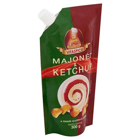 Vitaspice majonéz & ketchup 300 g