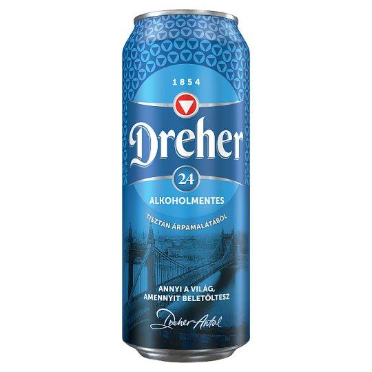 D24 alkoholmentes világos sör 0,5 l