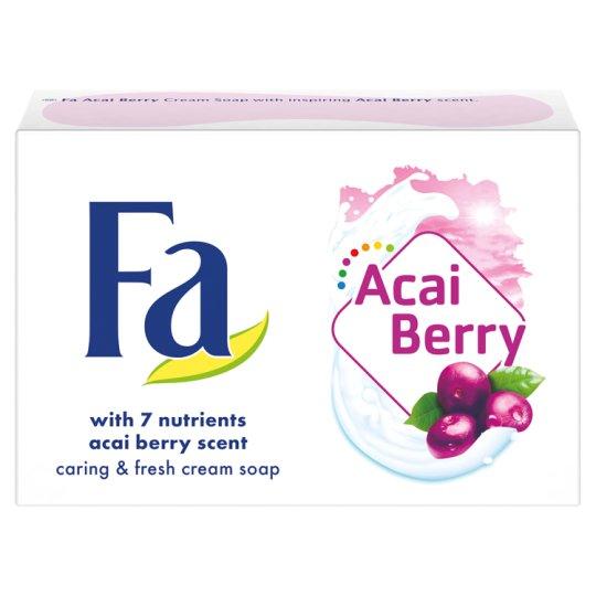 Fa Acai Berry Cream Soap 90 g