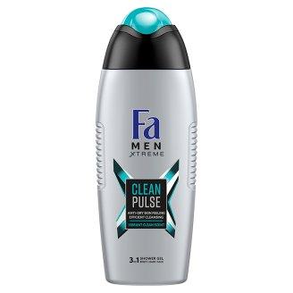 Fa Men Xtreme Clean Pulse Shower Gel 400 ml