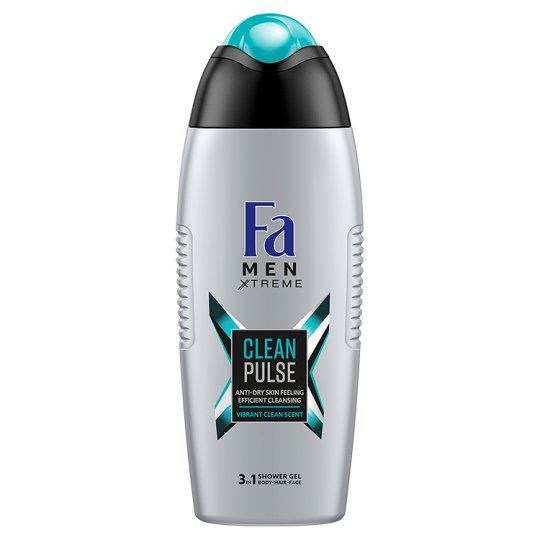 Fa Men Xtreme Clean Pulse tusfürdő 400 ml