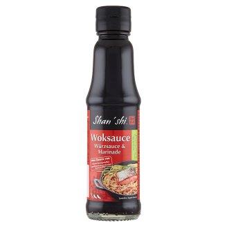 Shan'shi enyhén csípős wokszósz 150 ml