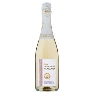 Szent István Korona édes fehér pezsgő 0,75 l