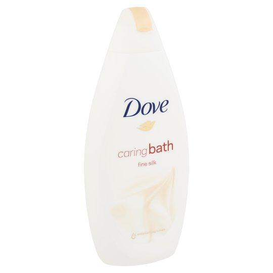 Dove Fine Silk Beauty Bath 500 ml