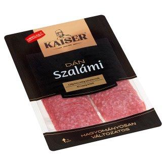 Kaiser Sliced Danish Salami 75 g