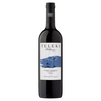 Csányi Pincészet Teleki Villányi Portugieser száraz vörösbor 12% 75 cl