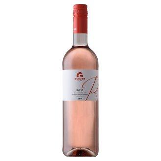 Günzer Rosé Dry Rose Wine 12,5% 0,75 l