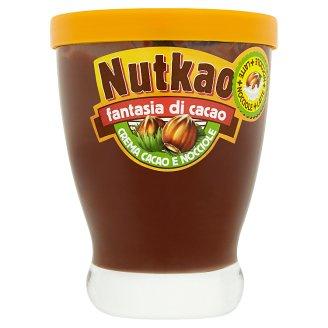 Nutkao Cocoa Flavoured Hazelnut Spread 200 g
