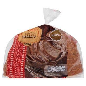 Tesco Rustic Rye Bread 500 g