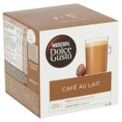 Nescafé Dolce Gusto Café Au Lait Whole Milk Powder with Instant Coffee 16 pcs 160 g