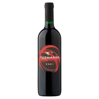 Tűzmadár Sweet Red Wine 10% 0,75 l