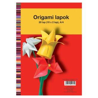 A/4 Origami Sheets 20 Sheets