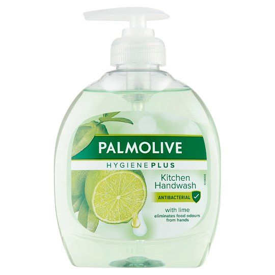 Palmolive Hygiene-Plus Liquid Soap with Lime Extract 300 ml