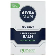 image 1 of NIVEA MEN Sensitive After Shave Balm 100 ml
