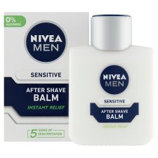 image 2 of NIVEA MEN Sensitive After Shave Balm 100 ml
