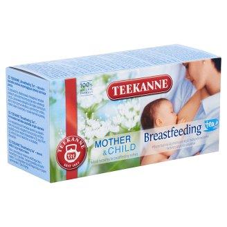 Teekanne Mother & Child Breastfeeding Tea Natural Herbal Tea 20 Tea Bags 36 g