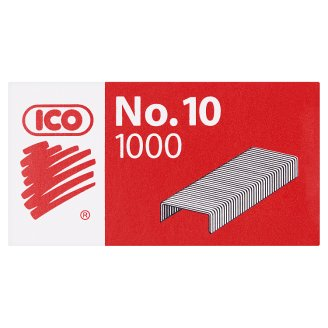 Ico No. 10 Staples 1000 pcs