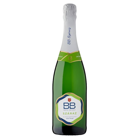 BB Dry White Sparkling Wine 0,75 l