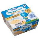 Nestlé Vanilla Flavoured Baby Dessert 6+ Months 4 x 100 g