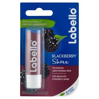Labello Blackberry Shine Caring Lip Balm 4,8 g