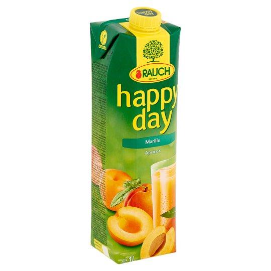 Rauch Happy Day kajszibarack nektár C-vitaminnal 1 l