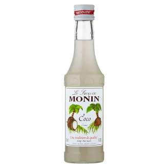 Monin Coconut Syrup for Cocktails 0,25 l