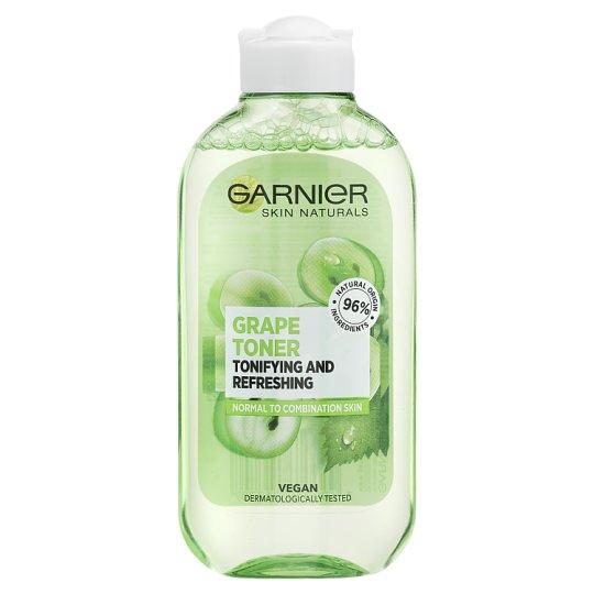 Garnier Skin Naturals Botanical arctisztító tonik szőlőkivonattal 200 ml