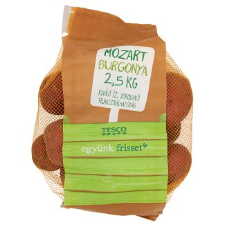 Tesco Mozart Potato 2,5 kg