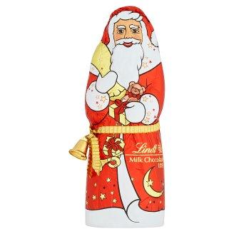 Lindt Milk Chocolate Santa Claus 125 g