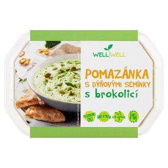 Well Well vegán tökmagos brokkolipástétom 125 g