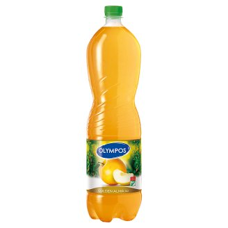 Olympos Golden Apple Flavoured Drink 1,5 l