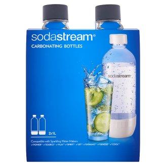 Sodastream 1 l-es palack szódagéphez 2 db