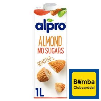 Alpro Sugar-Free Almond Drink 1 l