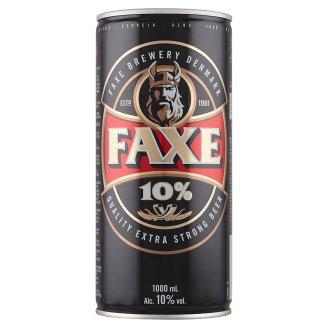 Faxe Beer 10% 1000 ml