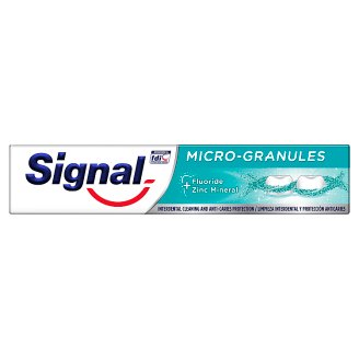 Signal Micro-Granules Toothpaste 75 ml