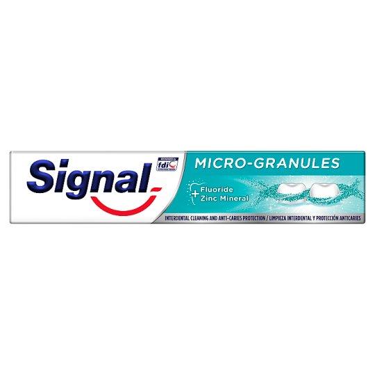 Signal Micro-Granules Toothpaste 75 ml