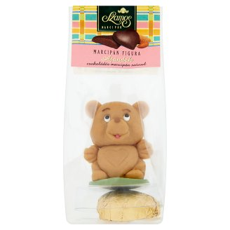 Szamos marcipán figura ajándék csokoládés marcipán szívvel 42 g