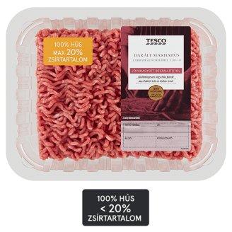 Tesco darált marhahús 20% zsírtartalommal 0,500 kg