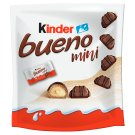 Kinder Bueno Mini Milk Chocolate Covered Wafer with Smooth Milky and Hazelnut Filling 108 g