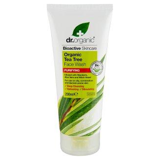 Dr. Organic Bioactive Skincare arclemosó BIO teafaolajjal 200 ml