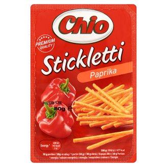 Chio Stickletti Paprika Flavoured Sticks 80 g