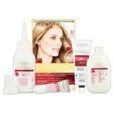 image 2 of L'Oréal Paris Excellence Creme 8.1 Light Bloomy Blonde Permanent Hair Colorant