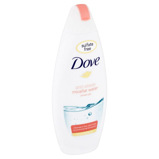 DOVE Antistress Micellar Water Shower Gel 250 ml