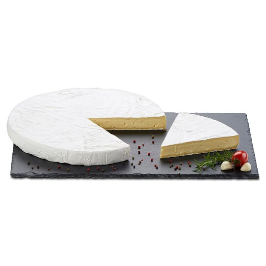 Saint Benoit Brie French Full Fat Soft Cheese Made from Pasteurized Cow Milk