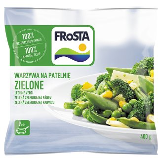 FRoSTA Quick-Frozen Green Vegetable Mix with Parsley 400 g