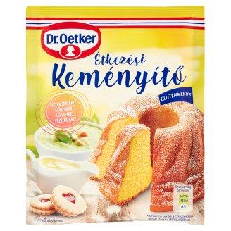 Dr. Oetker Gustin gluténmentes étkezési keményítő 80 g
