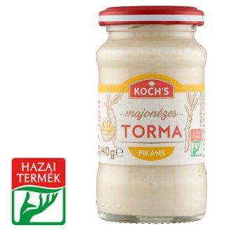 KOCHs pikáns majonézes torma 140 g