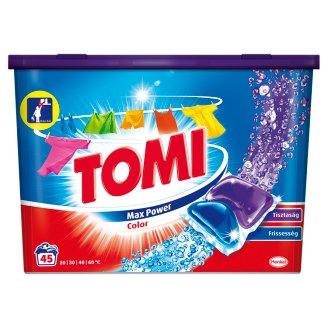 Tomi Color Caps mosókapszula színes ruhákhoz 45 mosás