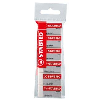 Stabilo Rubbers 6 pcs