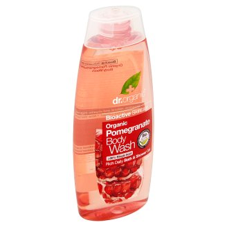Dr. Organic Bioactive Skincare Shower Gel with Organic Pomegranate 250 ml